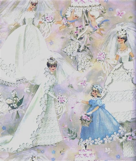 Wedding Gift Wrapping Paper by 25 Best Vintage Bridal Shower Cards And Wrap Images On