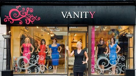 Vanity Store Inverurie S Clothes Shop Vanity Is Closing Stv