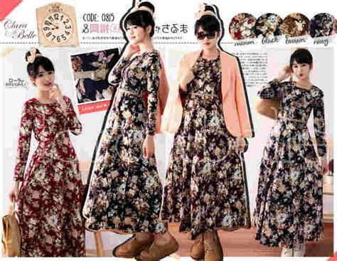 Dress Four Bahan Spandek Soft Fit L 0815 kiara autumn maxi dress i l o v e f a s h i o n s s