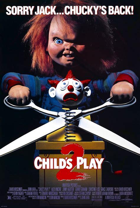 chucky child s play film child s play 2 1990 hotdogcinema