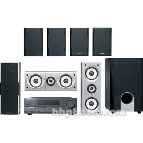 onkyo ht s790 home theater system black hts790b b h photo