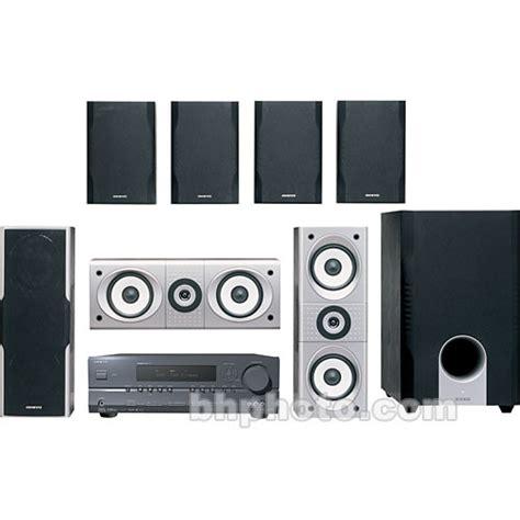 onkyo ht s790 home theater system black hts790b b h photo