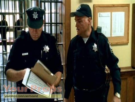 Prison Inmate Records Prison Brad Bellick S Wade Williams Ii Screen Used Prison Inmate Records