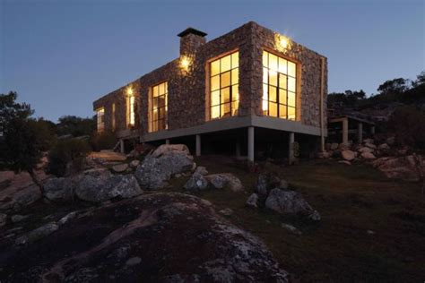 incredible house incredible house on one of uruguay s rocky hills