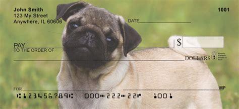 pug personal checks pug checks pugs and puggles personal checks pugaddict