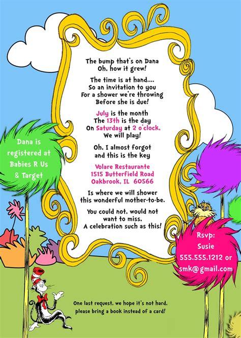 dr seuss flyer template dr seuss baby shower printable invitation design pink
