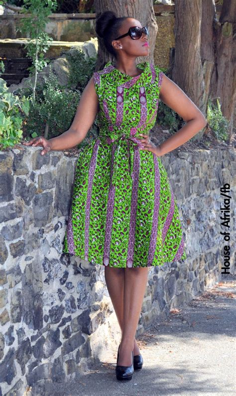 ghanaian ladies straight dress africanprint african fashion ankara kitenge african