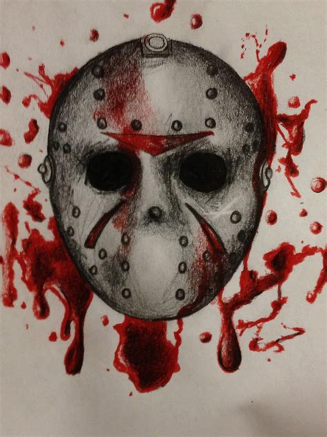 tattoo masks design jason mask design my mask