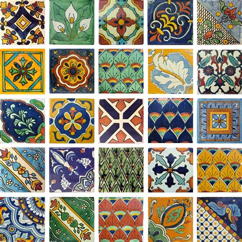 mexikanische fliesen design context mexican tiles