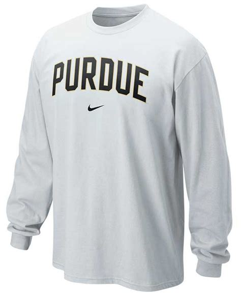 Pullover Hoodiethe Beatles 02 Harmony Merch nike s sleeve purdue boilermakers t shirt in white for lyst