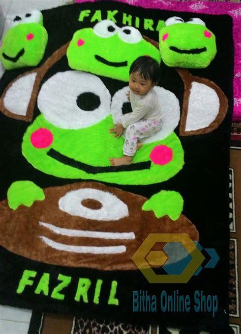Karpet Karakter Bulu Rasfur jual karpet rasfur karakter bitha toys shop