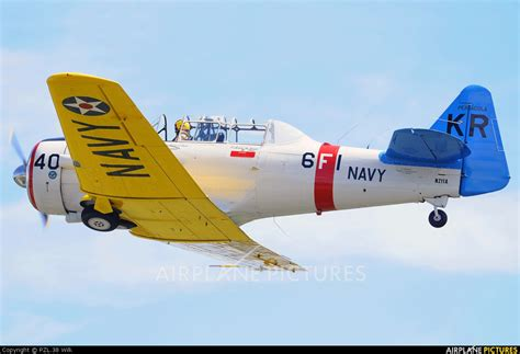 New Garden Flying Field by N211a American Harvard Texan At 6 16