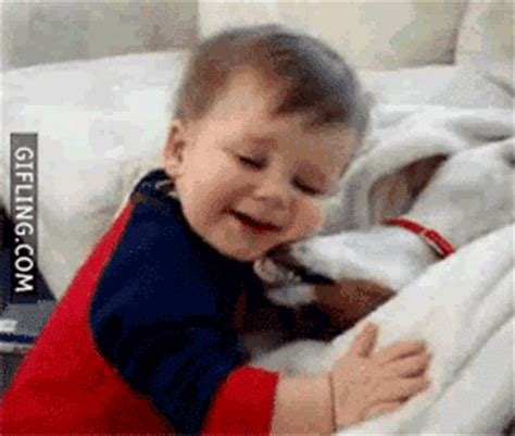 babies and puppies 10 images that prove puppies and babies are soul mates happy are the prettiest