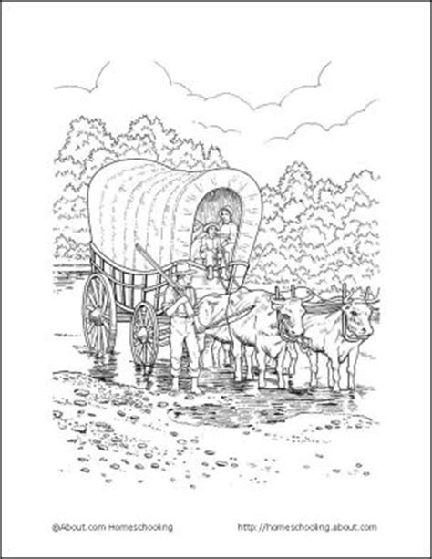 Tapestry Of Grace Year 3 Ideas And Activities On Pinterest Lds Pioneer Coloring Pages