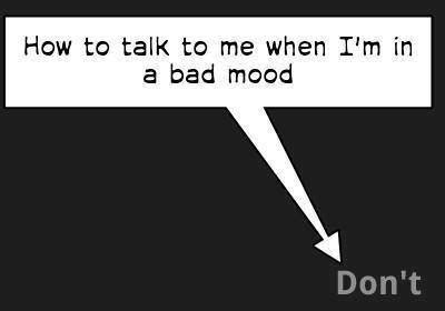 i have really bad mood swings bad mood quotes quotesgram