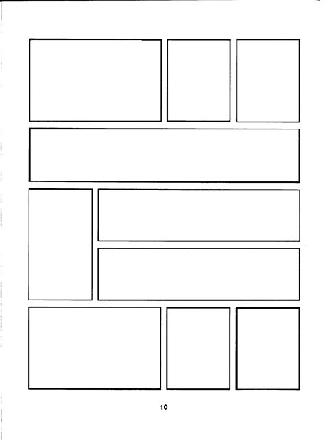 Comic Panel Template c i c s bucktown comic template to use