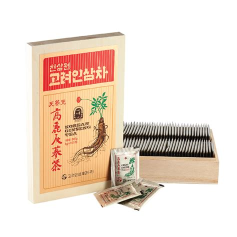 Korean Ginseng Tea korean ginseng tea from korea ginseng mfg co ltd b2b