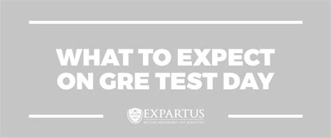 What To Expect At An Mba by Expartus Mba Admissions Consulting What To Expect On Gre