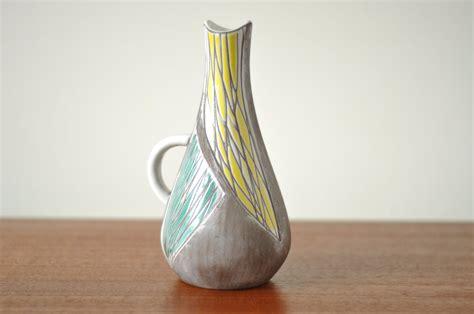 le sweden ceramic pitcher vase pastel colours scandinavian