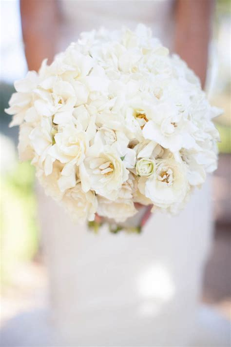 White Wedding Bouquets by Inspiration White Wedding Bouquets