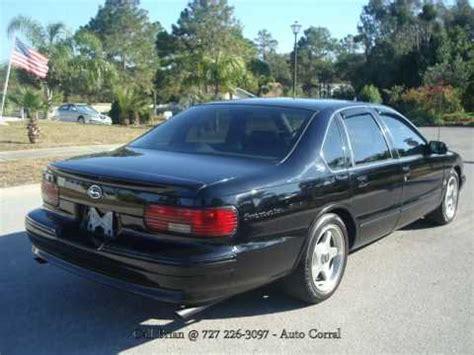 1995 chevrolet impala ss @ auto corral youtube
