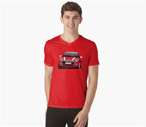Mini Cooper Tshirt mini cooper t shirt illustration car t shirts and