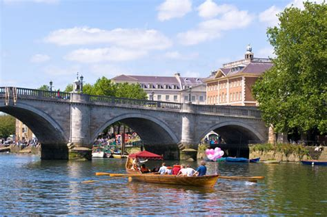 row boat richmond hidden london 5 of the capital s most relaxing spots to