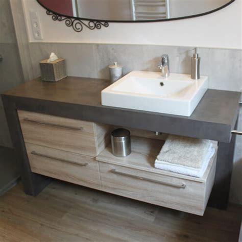 Beau Meuble Tiroir Salle De Bain #3: beau-meuble-design-en-b%C3%A9ton-cir%C3%A9-salle-de-bain.jpg