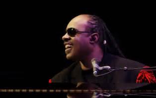 Blind Black Piano Player Stevie Wonder And Friends Rock Global Citizen Festival