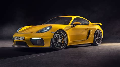 2020 The Porsche 718 by 2020 Porsche 718 Spawns Cayman Gt4 And Boxster Spyder With