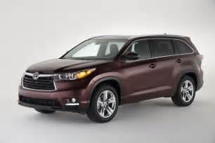 Toyota Highlandar 2016 Toyota Highlander Features Review The Car Connection