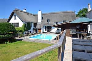 britain s best cottages with pools the independent