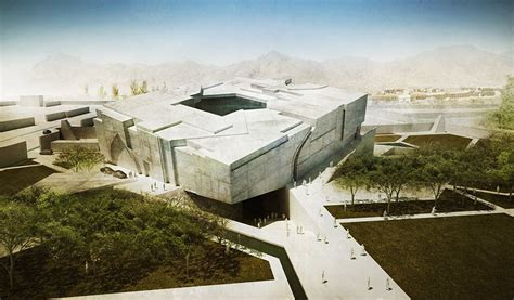 timeless architecture gallery of national museum of afghanistan competition