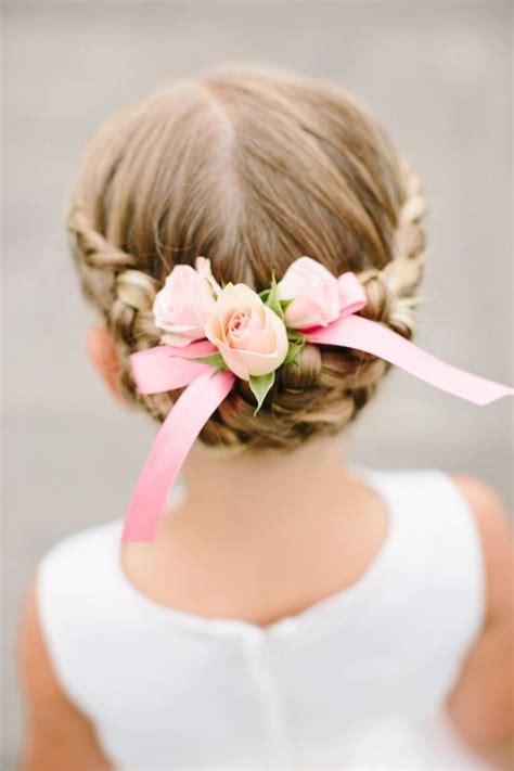 simple hairstyles for marriage party easy updos for little girl 2018 wedding party hairstyles