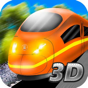 download train driving simulator 3d for pc