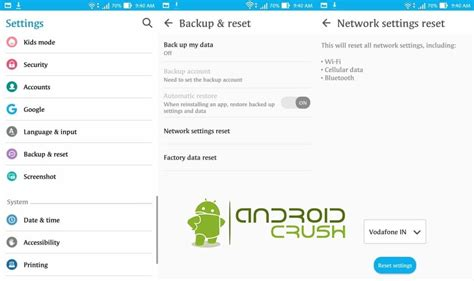 reset android internet settings how to fix ssl connection error in android 6 ways