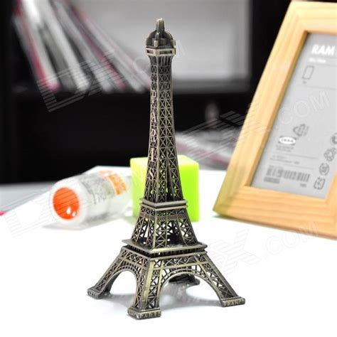 eiffel tower home decor accessories paris eiffel tower display model home office desk
