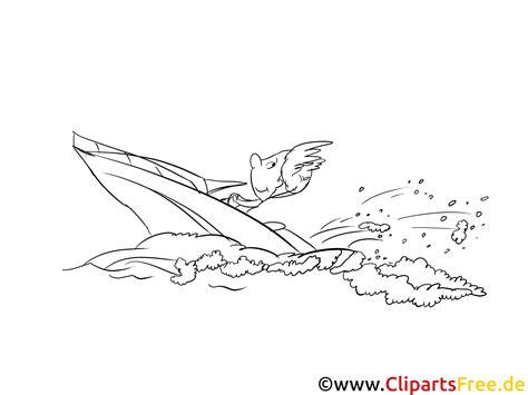 speedboot zum ausmalen motorboot vorlage zum ausmalen