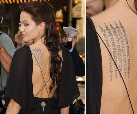 angelina jolie maddox tattoo the deep meaning behind 12 of angelina jolie s ink ritely