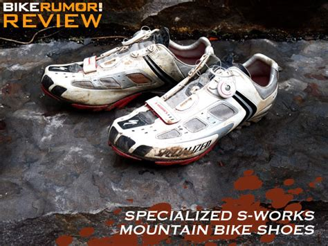s works bike shoes bikerumor review specialized s works mountain bike shoes