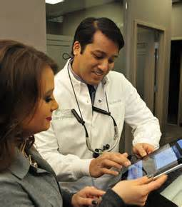 complete comfort dental dr eric salud dentist channahon il