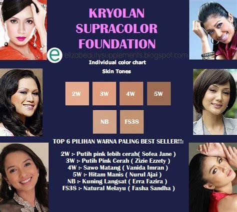 Kryolan Supracolor Foundation kryolan supracolor foundation info lanjut http