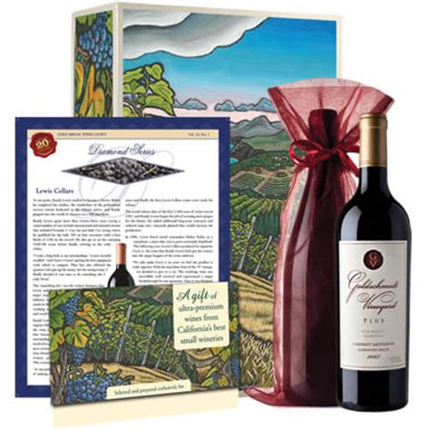 diamond wine club cigar and wine gifts