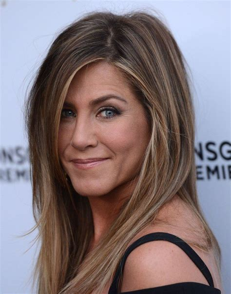 jennifer aniston natural hair color best 25 jennifer aniston hair ideas on pinterest jennifer