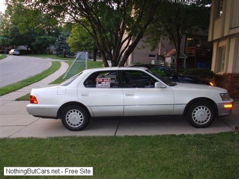 automotive air conditioning repair 2000 lexus ls electronic valve timing 1991 lexus ls 400 for sale