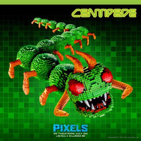 Centipedes (Pixels)   VS Battles Wiki   Fandom powered by