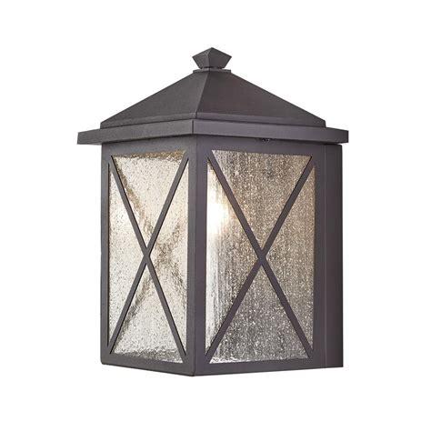 home decorative collection home decorators collection criss cross 1 light black