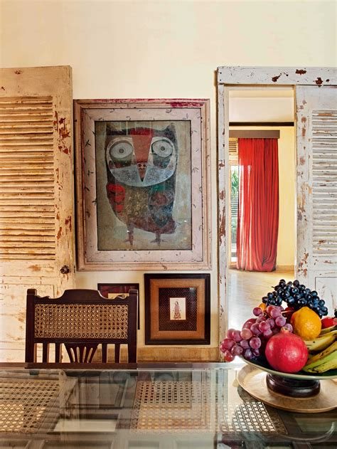 home decor in kolkata sabyasachi mukherjee opens the doors to his charming