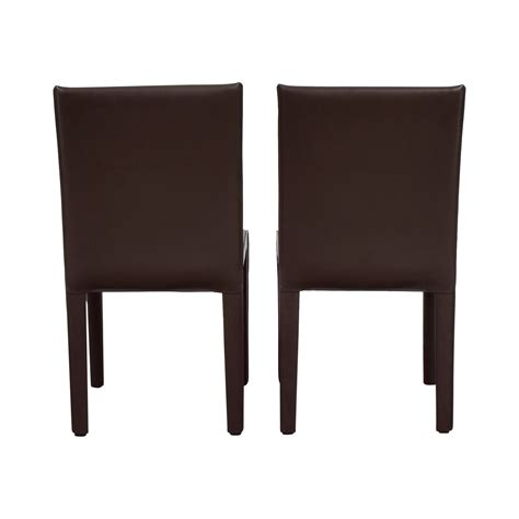 Leather Dining Chairs For Sale Yee Mondo Brown Leather Dining Chairs With Cool Tufted Dining Room Chairs Sale For