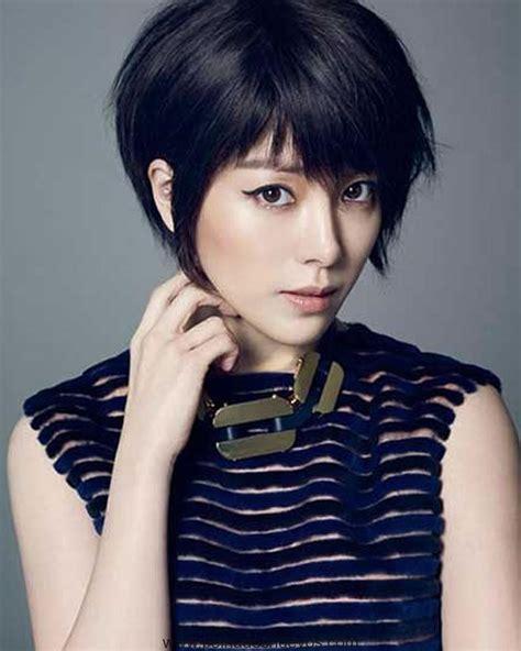 cortes de pel pixie cortes de pelo para mujeres de asia 18 mejor corte